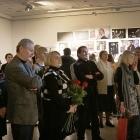 """Vyto Karaciejaus fotografijų parodos """"Požiūris"""" atidarymas"""