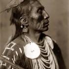 E.S.Curtis. Medicine Crow