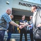 """Ramūno Danisevičiaus fotografijų paroda """"MONO"""""""