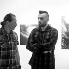 """Ingridos Mockutės-Pocienės fotografijų paroda """"Susiliejimai"""""""