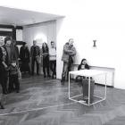 """Projekto """"FOTOFOBIJA"""" trečioji paroda """"Baimės geometrija"""""""