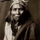 E.S.Curtis. Apache Man 1906