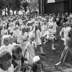 """Mažeikių muziejuje Romualdo Požerskio paroda """"Atlaidai  1974–2001"""""""