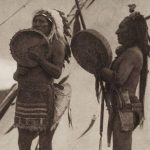 """Indėnų ritualas """"Būgnų ratas"""""""
