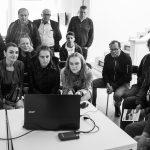 Susitikimas su Klaipėdos fotografijos rezidencijos dalyviais